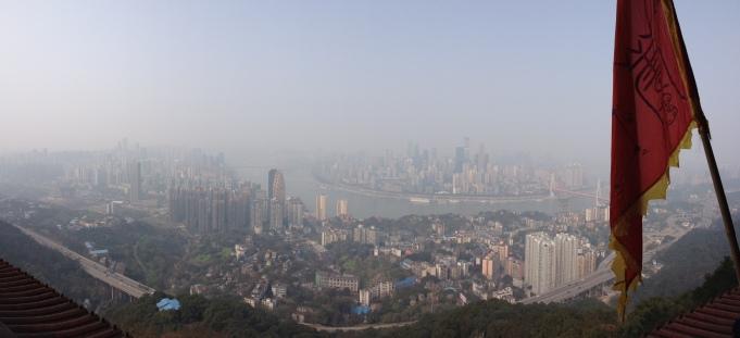Best view of Chongqing